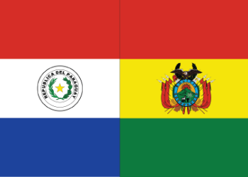 Missão Paraguai e Bolívia - 2019