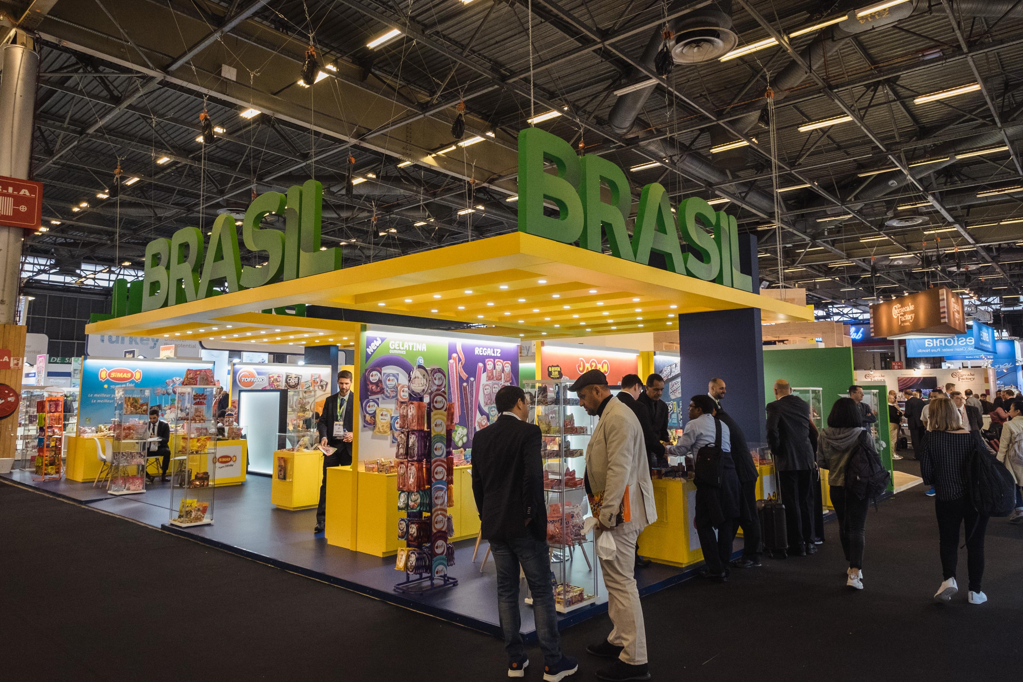 Inscrições abertas para feiras internacionais de alimentos e bebidas
